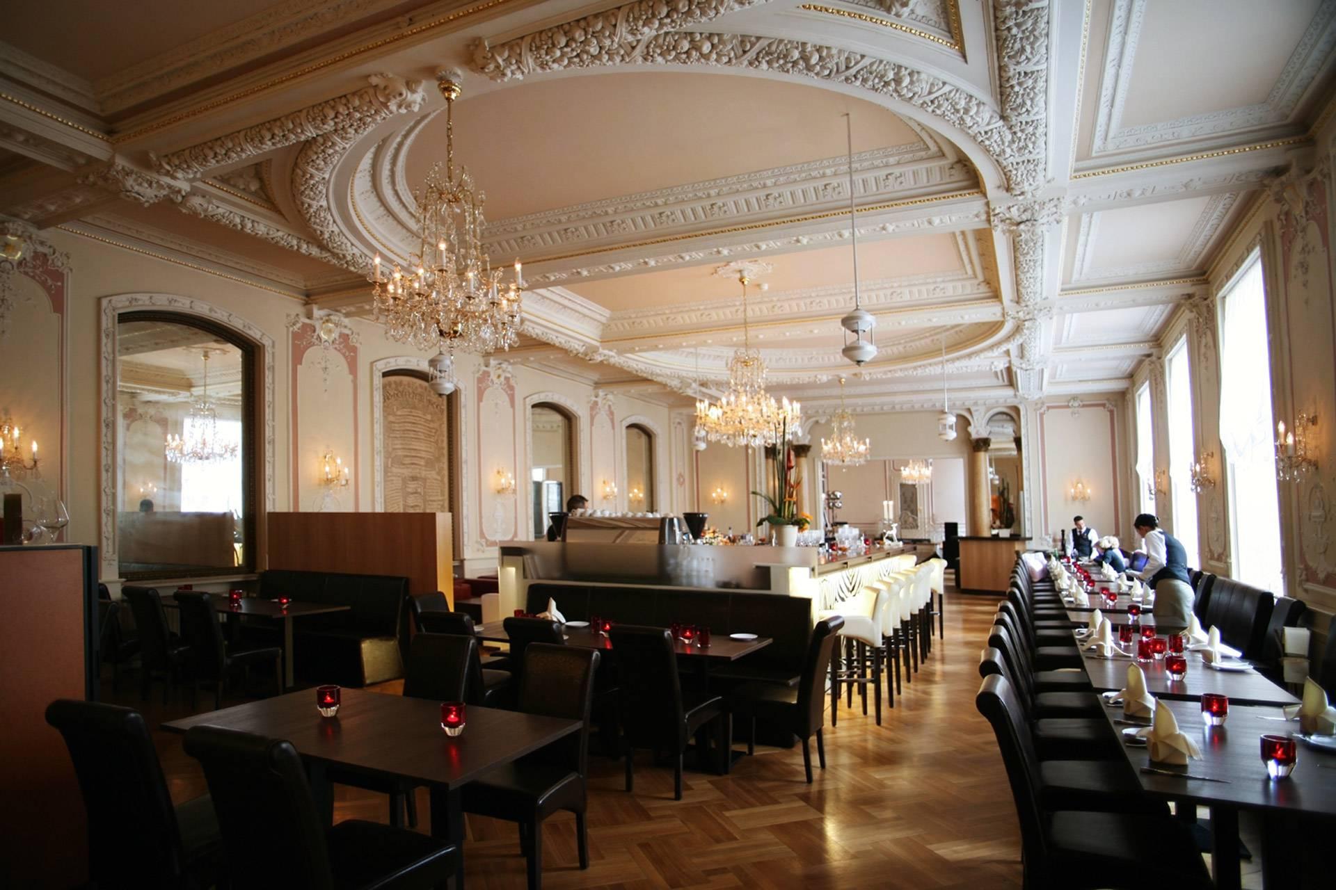 Cristal Lounge Bad Hotel zum Hirsch FLD