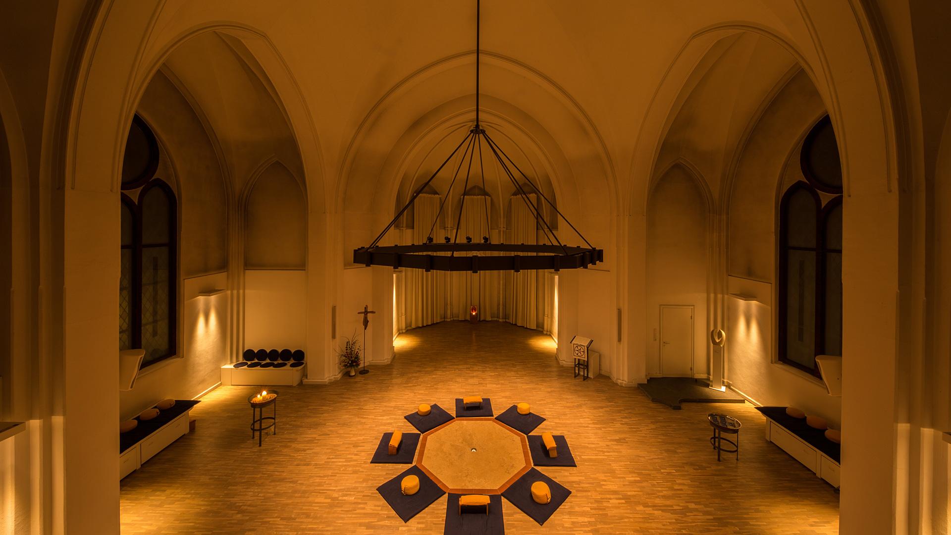 Kirche Der Stille Hamburg
